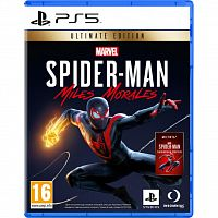 SONY Marvel Spider-Man. Miles Morales. Ultimate Edition (9804093)