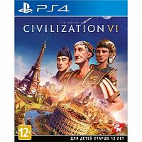 SONY Civilization VI [PS4, Russian version] (5026555426947)