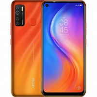 Мобильный телефон TECNO KD7 (Spark 5 Pro 4/128Gb) Spark Orange (4895180760280)