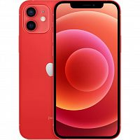Мобильный телефон Apple iPhone 12 128Gb (PRODUCT) Red (MGJD3FS/A | MGJD3RM/A)