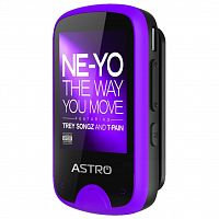 mp3 плеер Astro M5 8GB Black/Purple