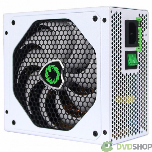 блок питания GAMEMAX 600W (GM-600-WHITE) фото 4