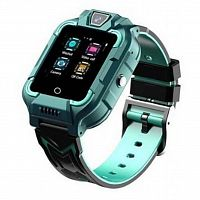 Смарт-часы EXTRADIGITAL 4G WTC06 blue Kids smart watch-phone, waterproof G (ESW2306)