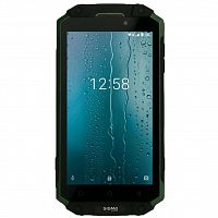 Мобильный телефон Sigma X-treme PQ39 ULTRA Black Green (4827798337240)