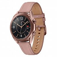 Смарт-часы Samsung SM-R850 Galaxy Watch 3 41mm Bronze (SM-R850NZDASEK)