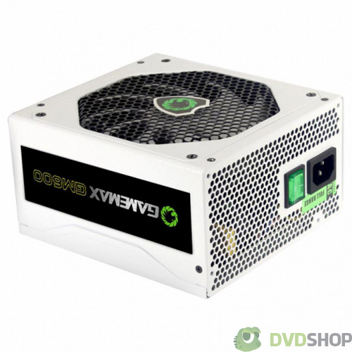блок питания GAMEMAX 600W (GM-600-WHITE)