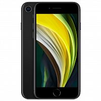 Мобильный телефон Apple iPhone SE (2020) 64Gb Black (MX9R2FS/A | MX9R2RM/A)