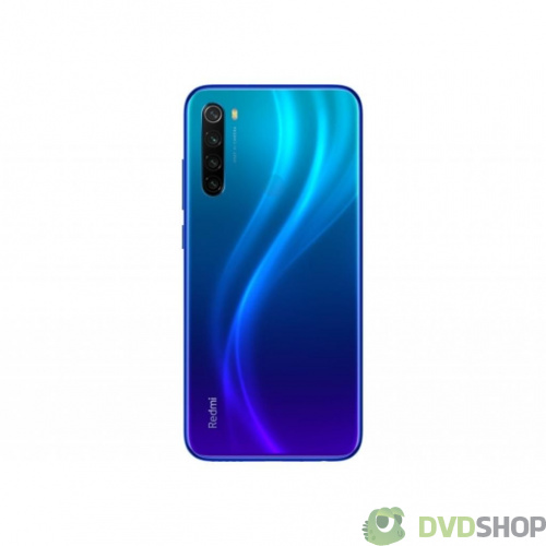 Мобильный телефон Xiaomi Redmi Note 8 4/64GB Neptune Blue фото 3