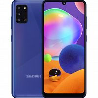 Мобильный телефон Samsung SM-A315F/64 (Galaxy A31 4/64Gb) Prism Crush Blue (SM-A315FZBUSEK)