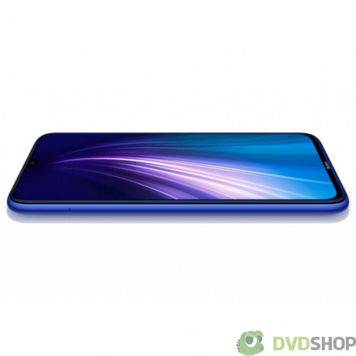 Мобильный телефон Xiaomi Redmi Note 8 4/64GB Neptune Blue фото 8
