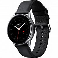 Смарт-часы Samsung SM-R830 Galaxy Watch Active 2 40mm Stainless Steel (SM-R830NSSASEK)