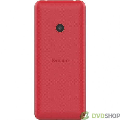 Мобильный телефон PHILIPS Xenium E169 Red (Xenium E169 Red) фото 2