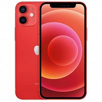 Мобильный телефон Apple iPhone 12 mini 256Gb (PRODUCT) Red (MGEC3FS/A | MGEC3RM/A)