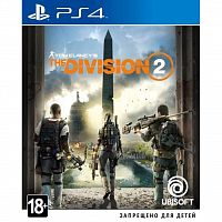 SONY Tom Clancy's The Division 2 [PS4, Russian version] (8113407)