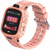 Смарт-часы GoGPS ME K27 Pink Kids watch-phone GPS (K27PK)