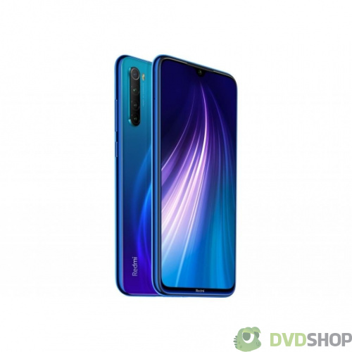 Мобильный телефон Xiaomi Redmi Note 8 4/64GB Neptune Blue фото 6