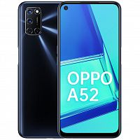 Мобильный телефон Oppo A52 4/64GB Twilight Black (OFCPH2069_BLACK)