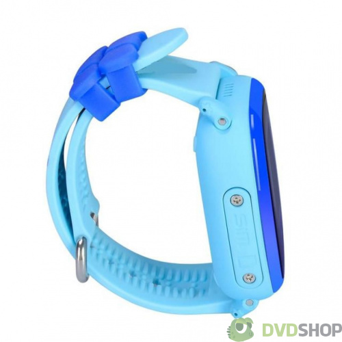 Смарт-часы UWatch DF25 Kids waterproof smart watch Blue (F_52338) фото 3