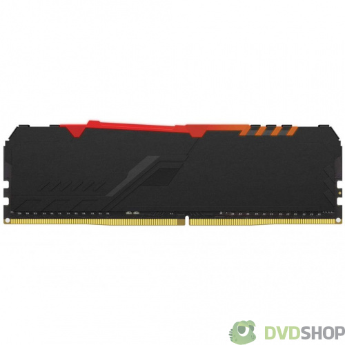 оперативная память Kingston DDR4 8GB 3600 MHz HyperX Fury RGB (HX436C17FB3A/8) фото 4