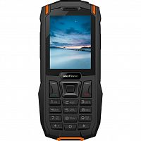 Мобильный телефон Ulefone Armor Mini (IP68) Black Orange (6937748732327)