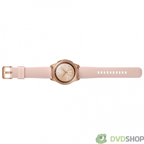 Смарт-часы Samsung SM-R810 Galaxy Watch 42mm Gold (SM-R810NZDASEK) фото 6