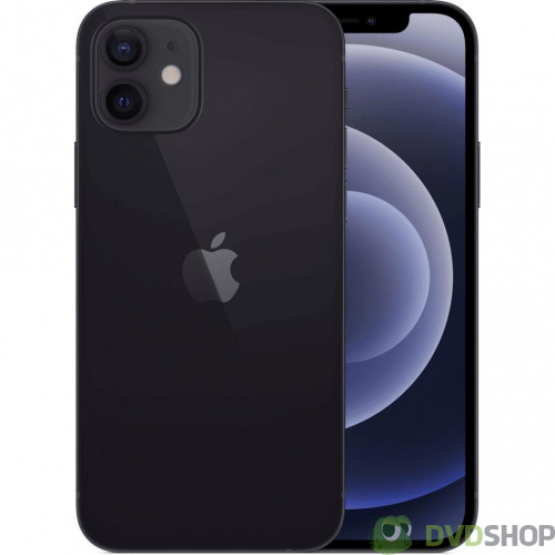 Мобильный телефон Apple iPhone 12 64Gb Black (MGJ53FS/A | MGJ53RM/A) фото 2