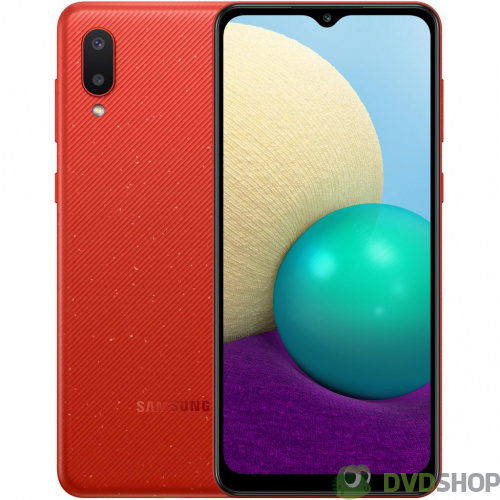 Мобильный телефон Samsung SM-A022GZ (Galaxy A02 2/32Gb) Red (SM-A022GZRBSEK) фото 9