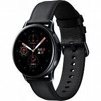 Смарт-часы Samsung SM-R820 Galaxy Watch Active 2 44mm Stainless Steel (SM-R820NSKASEK)