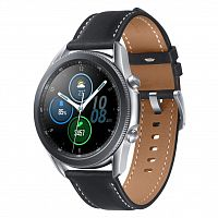 Смарт-часы Samsung SM-R840 Galaxy Watch 3 45mm Silver (SM-R840NZSASEK)