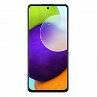 Мобильный телефон Samsung SM-A525F/128 (Galaxy A52 4/128Gb)  Light Violet (SM-A525FLVDSEK)