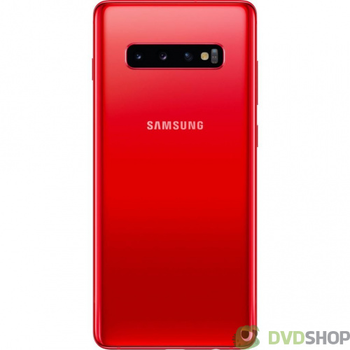 Мобильный телефон Samsung SM-G975F/128 (Galaxy S10 Plus) Red (SM-G975FZRDSEK) фото 2