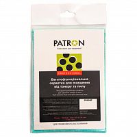 PATRON Multi-Purpose Dust and Toner Removal Wipes, 1psc (F5-015-SP)