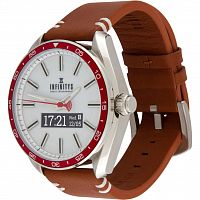 Смарт-часы ATRIX INFINITYS X10 45mm Swiss Classic Chrono Red-white (swwpaii1sccrw)