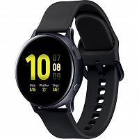 Смарт-часы Samsung SM-R830 Galaxy Watch Active 2 40mm Aluminium Black (SM-R830NZKASEK)