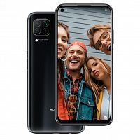 Мобильный телефон Huawei P40 Lite 6/128GB Midnight Black (51095CJV)