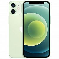 Мобильный телефон Apple iPhone 12 mini 64Gb Green (MGE23FS/A | MGE23RM/A)
