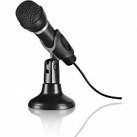 микрофон Speedlink CAPO Desk and Hand Microphone Black (SL-8703-BK)