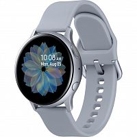 Смарт-часы Samsung SM-R830 Galaxy Watch Active 2 40mm Aluminium Silve (SM-R830NZSASEK)