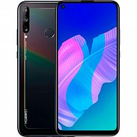 Мобильный телефон Huawei P40 Lite E 4/64GB Midnight Black (51095DCE)