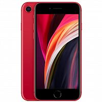 Мобильный телефон Apple iPhone SE (2020) 64Gb PRODUCT (Red) (MX9U2FS/A /MX9U2RM/A)