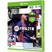Xbox FIFA21 [XBOX, Russian version] (1098213)