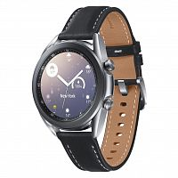 Смарт-часы Samsung SM-R850 Galaxy Watch 3 41mm Silver (SM-R850NZSASEK)