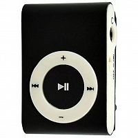 mp3 плеер TOTO Without display&Earphone Mp3 Black (TPS-03-Black)