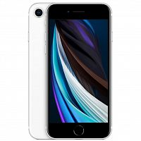 Мобильный телефон Apple iPhone SE (2020) 128Gb White (MXD12FS/A | MXD12RM/A)