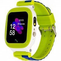 Смарт-часы Discovery iQ4700 Camera LED Light Green Kids smart watch-pho (iQ4700 Green)