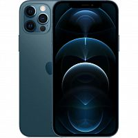 Мобильный телефон Apple iPhone 12 Pro 256Gb Pacific Blue (MGMT3)