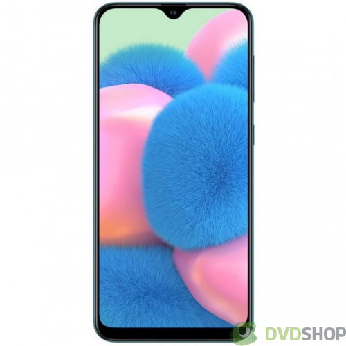 Мобильный телефон Samsung SM-A307F/64 (Galaxy A30s 4/64GB) Prism Crush Green (SM-A307FZGVSEK)