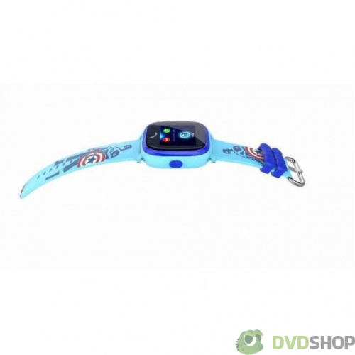 Смарт-часы UWatch DF25 Kids waterproof smart watch Blue (F_52338) фото 4