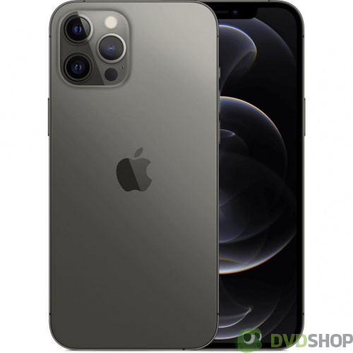 Мобильный телефон Apple iPhone 12 Pro Max 256Gb Graphite (MGDC3) фото 2